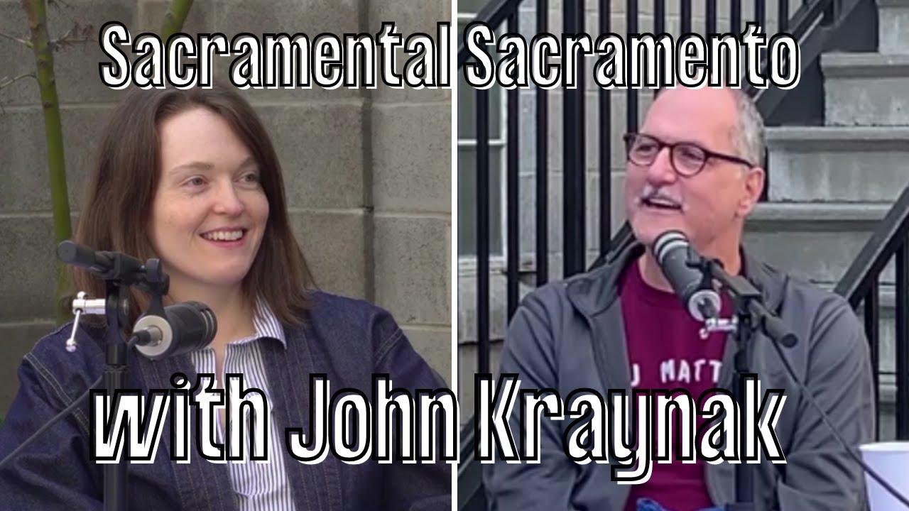 Sacramental Sacramental with Pastor Amy Kienzle & John Kraynak
