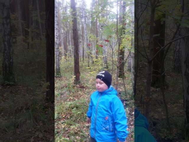 Изображение предпросмотра прочтения – ИванЛомовцев читает произведение «В лесу» И.А.Бунина