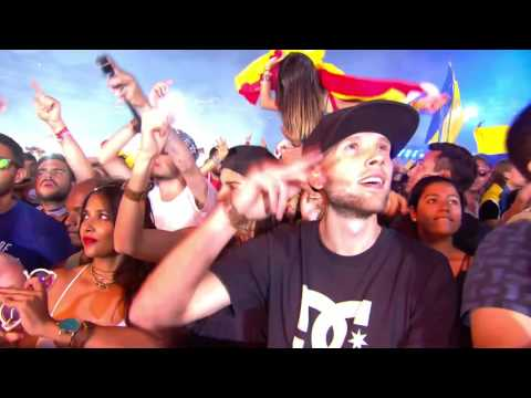 Steve Angello - ID vs You've Got The Love vs Last Dance @ Tomorrowland 2016