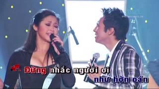Karaoke | Tình Chết Theo Mùa Đông | Nhạc Sĩ: Lam Phương | Quốc Khanh, Thiên Kim