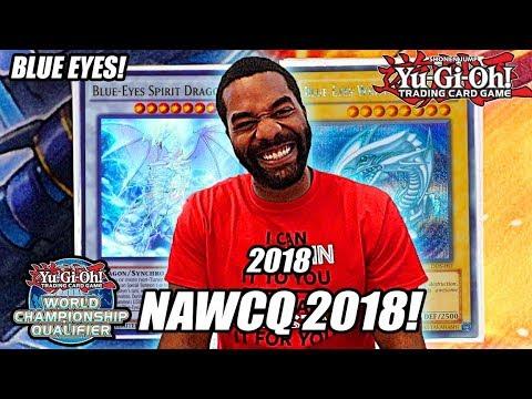 Yu-Gi-Oh! BEST! NAWCQ 2018 BLUE-EYES DECK PROFILE! FT. ALLEN