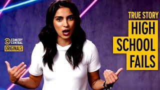 When Indian Parents Catch You in a Lie (ft. Simmi Singh) – High School Fails