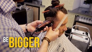 видео Мужские стрижки на длинные волосы 2017