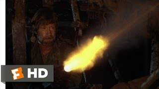 Missing in Action (8/10) Movie CLIP - Braddock Bombs the Camp (1984) HD