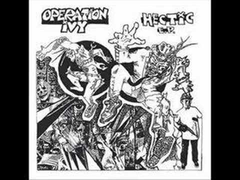Operation Ivy- Hoboken