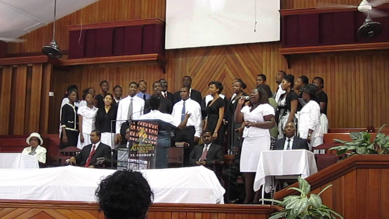 St. George's SDA Church Choir - YouTube