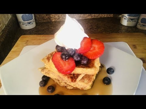 HOW TO MAKE THE BEST FRENCH TOAST EVER !!!
