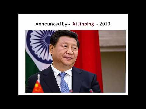 China One Belt One Road will benefit all the world, silk road