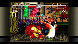 Samurai Shodown II All Desperation Moves SDM HD