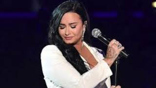 Demi Lovato - Anyone - Live - oFF -  From The 62nd GRAMMYs 2020 Acoustic (Voice Official)