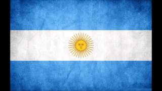 Argentine National Anthem (Himno Nacional Argentino) : เพลงชาติอาร์เจนตินา
