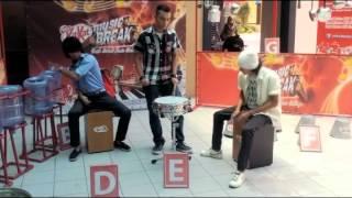 KIT KAT MUSIC BREAK - Group: MIA