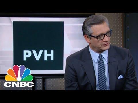 PVH Corp. CEO: Retail Rebound | Mad Money | CNBC