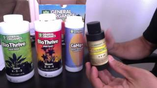 The Truth About General Hydroponics and General Organics Nutrient Line