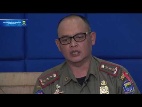 160616 Bandung Menjawab Kepala Satpol PP