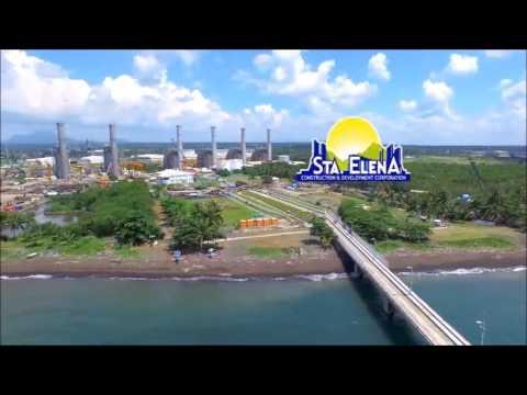 Alice Eduardo / Sta Elena Construction Works with Drone Video