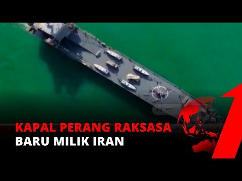 Iran Luncurkan Kapal Perang Baru Di Tengah Ketegangan Dengan Amerika Serikat | TvOne