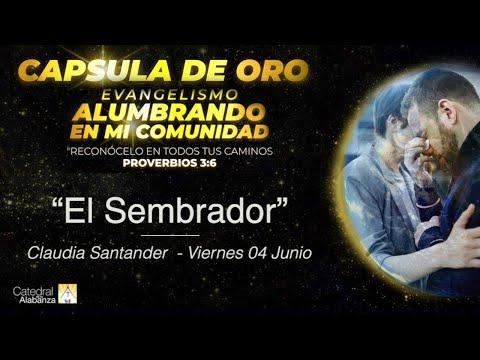 """""""Cápsula de Oro"""" 04 Junio 2021 - Claudia Santander"""