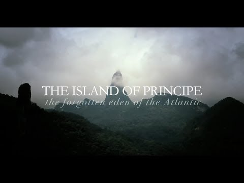 ILHA DO PRÍNCIPE - Trailer