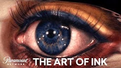 'Hyper-Realism Tattoos' The Art of Ink (Season 2) Digital Exclusive   Paramount Network