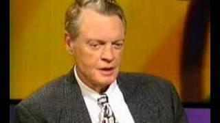 Tom Osborne on ESPN Up Close ~1998 (1/2)