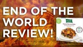 Mayan Apocalypse! Kashi Mayan Harvest Bake Video Review: Freezerburns (Ep556)