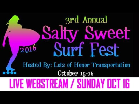 3rd Annual Salty Sweet Women's Pro/Am Hosted by Lots of Honor Transportation / Sunday