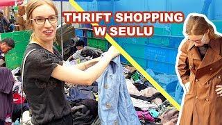 Gdzie w Seulu można kupić UŻYWANĄ ODZIEŻ? + HAUL! [Pyra w Korei]