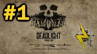 Deadlight W/ Commentary P.1 - Sweet Sweet Gravity