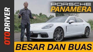 Porsche Panamera 2017 Review Indonesia | OtoDriver | Supported by GIIAS 2017