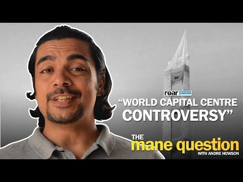 Word Capital Centre Controversy - The Mane Question