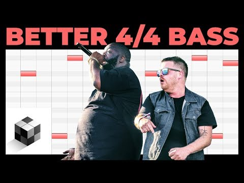 "Better 4/4 Bass Lines – Music Theory from Run the Jewels ""Let's Go (The Royal We)"" Venom Soundtrack"
