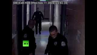 New Hampshire (cops) slam detainee face-first and mace him  1/8/14