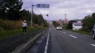 北海道道564号江部乙赤平線(Part2)高速江部乙~国道12号交点[滝川市]