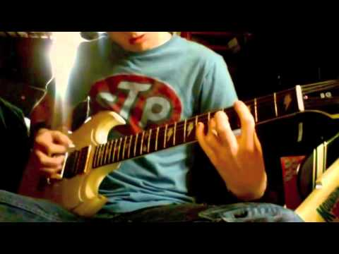 Burden In My Hand (Soundgarden Guitar Cover)