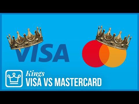 Visa Vs MasterCard: Who's KING Of Credit