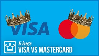 Visa vs MasterCard: Who's KING of Credit