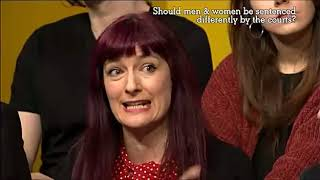 Should Men and Women Be Sentenced Differently by the Courts? - BBC The Big Questions