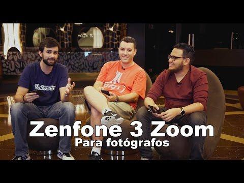 Zenfone 3 Zoom - Um celular para fotógrafos!
