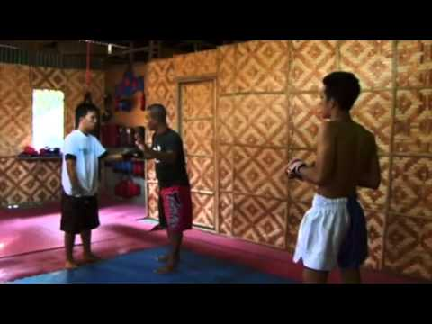 Muay Thai Vs Wing Chun Real Fight