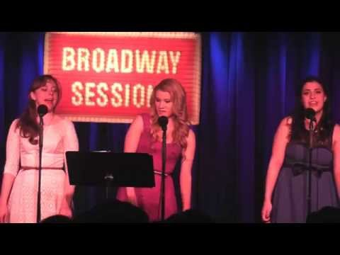 Katie Baroff, Jennifer Bond, and Becca Maddy  Up the Ladder to the Roof The Supremes