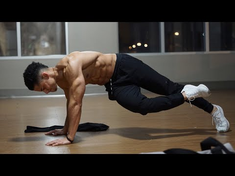 AT HOME AB WORKOUT I DID FOR 2 YEARS