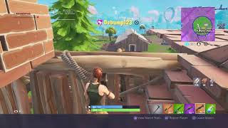 Nate0520Yoda's (fortnite ps4 stream) custom match making, use code TNKJINX, ur welcome to join!