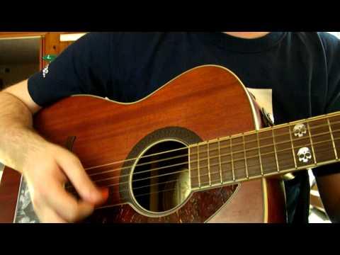 Bixby Canyon Bridge cover (acoustic)