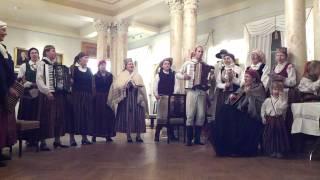 2.video.Skandiniekiem - 37.pasākums Vēstures un Kuģniecības muzejā. Rīga.10.11.2013.