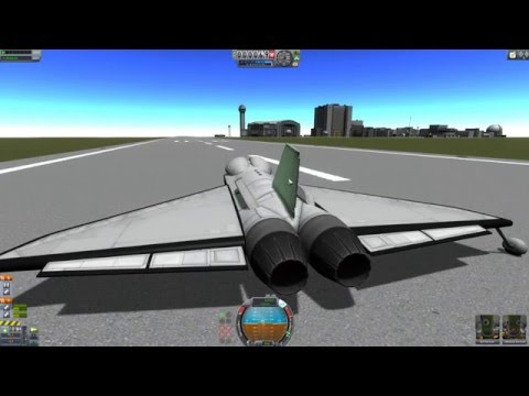 Kerbal Space Program, cruise missile