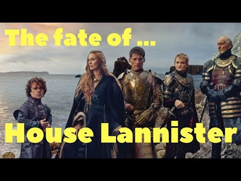 House Lannister: A character study - livestream with LML