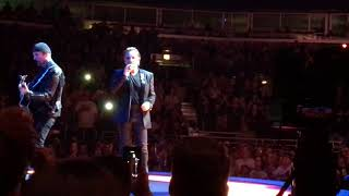 U2 - Staring at the Sun - 5/22/2018 - Chicago- Live Acoustic