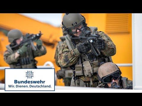 Spezialisten aus Eckernförde - Bordeinsatzsoldaten des Seebataillons Teil 2 - Bundeswehr