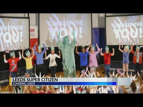 Leeds Super Citizen program